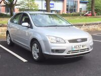 2008 FORD FOCUS 1.8 TDCI STYLE * 5 DR * F.S.H * 1 OWNER * PART EXCHANGE * DELIVERY *