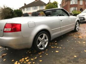 Stunning A4 Cab for sale