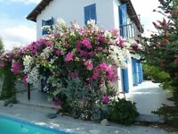 3 Bedroom Sea View Villa w/Pool (Maroni) ** Cyprus ** [full deeds included]