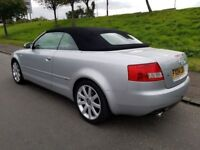 2004 AUDI A4 1.8T SPORT QUATTRO CONVERTIBLE READY TO DRIVE AWAY
