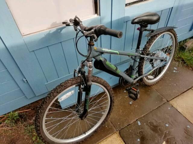 Kids bike, 8-11year old, 18 gears, 20