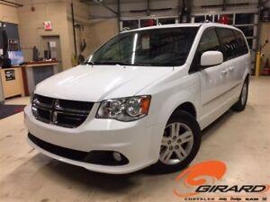 2017 Dodge Grand Caravan CREW*PHARES ANTIBROUILLARD*STOW N GO*CL