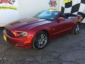 2014 Ford Mustang GT, 6-Speed Manual, Brembo Upgraded Brakes