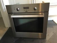 Zanussi Integrated electric oven for sale