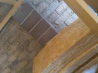 Cavity pack insulation, free to collect