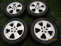 Part worn tyres 215/55/r16