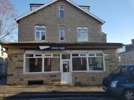 SHOP TO-LET in Keighley - £500PCM