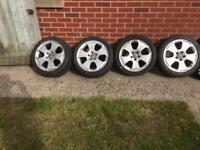Audi VW wheels. 5x112