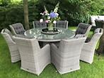 Tierra Outdoor Doncaster complete diningset 7-delig