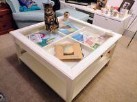 [sale agreed] Ikea Liatorp coffee table