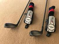 Adams Pro Hybrid golf clubs