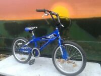 AMMACO MX20 Light Weight Aluminium 20inch BMX Bike