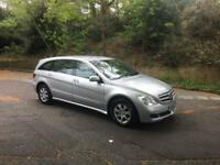 2006 Mercedes R320 7 seater Diesel swap