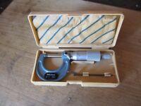 Engineering micrometer