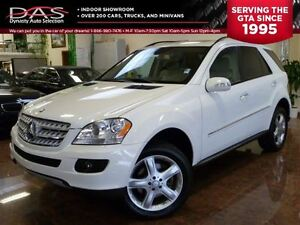2009 Mercedes-Benz M-Class ML320 BLUETEC/NAVIGATION/SUNROOF