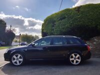 Audi A4 Avant 1.8t (190) Quattro S-line 2004/04 FSH Manual Leather HPI CLEAR 0 PREVIOUS OWNERS £3250