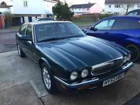Jaguar XJ executive auto