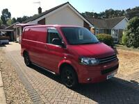 VW Transporter T5 Panel Van/surf/day van