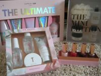 Ted Baker, French Connection & Skinny Dip Bath and Body Gift Sets £15 the lot