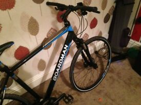 Boardman MX Sports bike