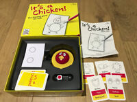 It's A Chicken - Children's Board Game Like Pictionary