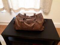 M&S Holdall/Shoulder bag