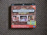 Coronation DVD Rovers Return Pub Quiz Game. Unused. £3.