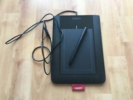 Wacom Bamboo CTL-460 Graphics Tablet and Pen