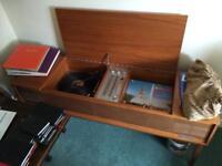 Vintage PYE Cambridge Record player Radiogram