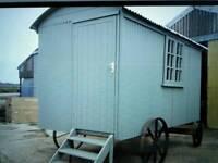 Shepherd's Hut for sale