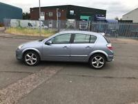 55 PLATE VAUXHALL ASTRA 1.8 SRI - 12 months mot - hpi clear