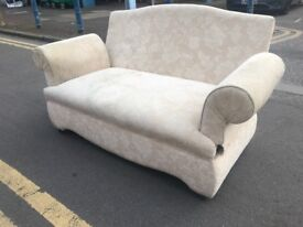 Pearl White Sofa Bed