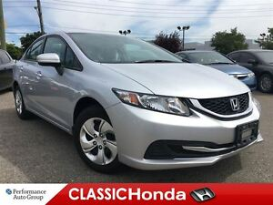 2015 Honda Civic Sedan LX BACKUP CAMERA CLEAN CARPROOF BLUETOOTH