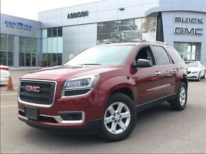 2015 GMC Acadia SLE2 One owner, accident free