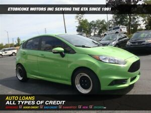 2015 Ford Fiesta ST / 6 SPD MANUAL / RICARO SEATS