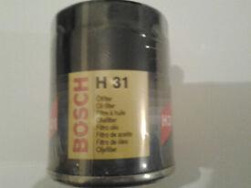 Bosch Ford 1.8 Diesel Oil Filter