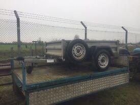Indespension 1300kg gross trailer
