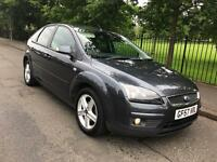 Very clean ford focus 1.6 titanium 57 reg