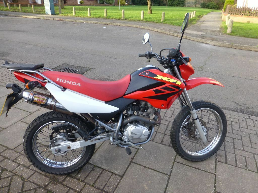 honda xr 125 l6 2006 in west drayton london gumtree. Black Bedroom Furniture Sets. Home Design Ideas