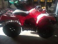 450cc quad bike