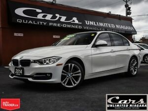 2014 BMW 328I xDrive SPORT | 1 OWNER | RED LEATHER | NAVI ...