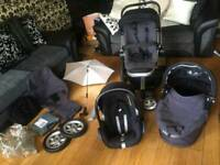 Quinny Pushchair Travel System