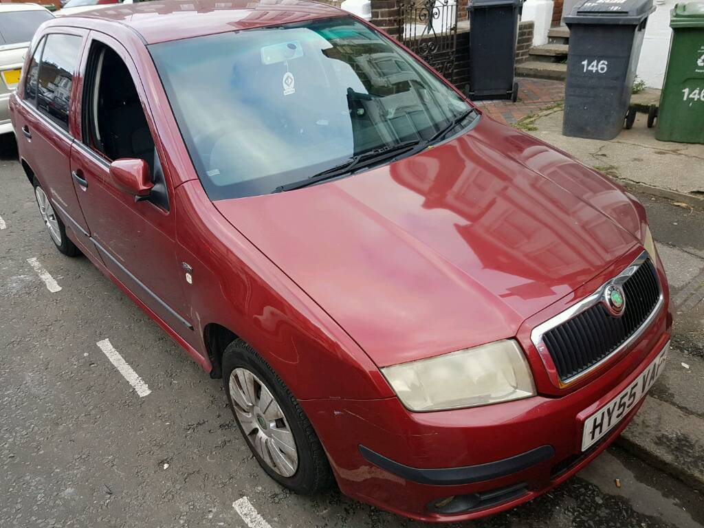 SKODA FABIA 2005 1.2 PETROL MANUAL QUICK SALE