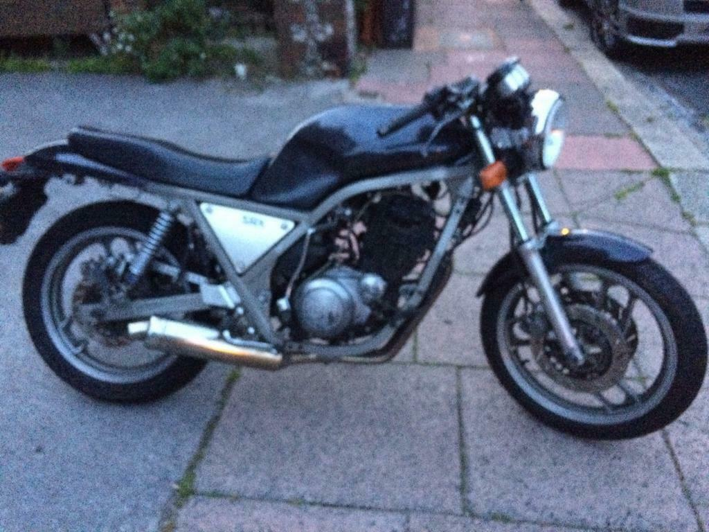 Yamaha Srx 600 classic big single cafe racer | in Brighton, East Sussex |  Gumtree
