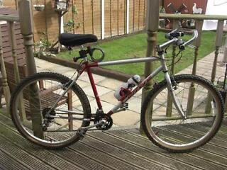 Mens Carrera Mountain Bike Bargain 21 speed fast bargain No Offers
