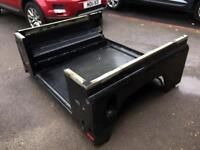 Land Rover 90 rear tub no bulkhead factory genuine