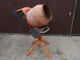 Belle Minimix 150 Cement Mixer with Stand - 240v