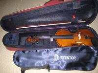 Stentor II Student Violin (full size)