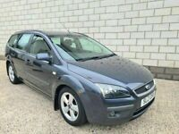 JUNE 2006 FORD FOCUS ZETEC AUTOMATIC 1.6 PETROL ESTATE GREAT VAULE TRADE IN TO CLEAR