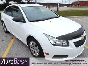 2012 Chevrolet Cruze LS *** Certified and E-Tested *** $8,999